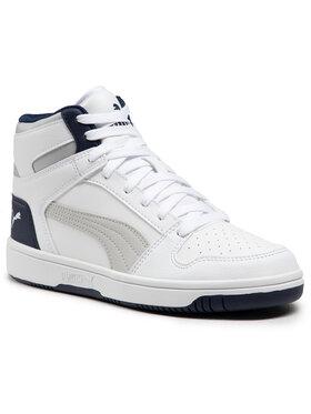 Puma Puma Παπούτσια Rebound Layup Sl Jr 370486 10 Λευκό
