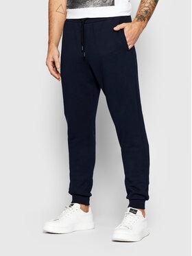 Trussardi Trussardi Spodnie dresowe 52P00206 Granatowy Regular Fit