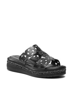 Tamaris Tamaris Mules / sandales de bain 1-27229-26 Noir