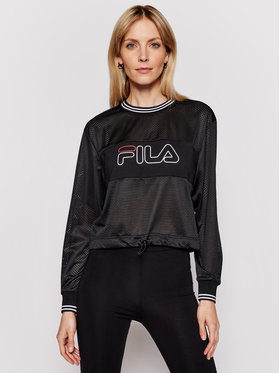 Fila Fila Džemperis Jalina 683300 Juoda Cropped Fit