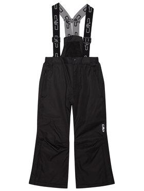 CMP CMP Lyžařské kalhoty 3W15994 Černá Regular Fit