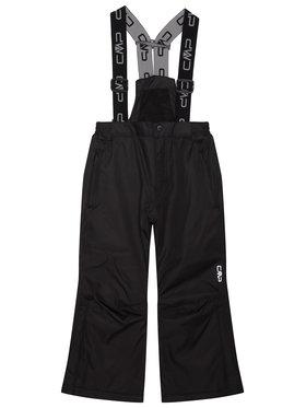 CMP CMP Pantaloni da sci 3W15994 Nero Regular Fit