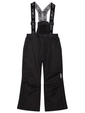 CMP CMP Pantaloni de schi 3W15994 Negru Regular Fit