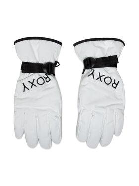 Roxy Roxy Γάντια για σκι ERJHN03165 Λευκό