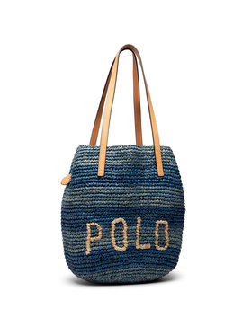 Polo Ralph Lauren Polo Ralph Lauren Torebka Md P Raf 428834937001 Granatowy