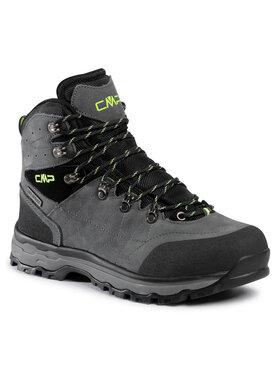 CMP CMP Туристически Sheliak Trekking Shoes Wp 39Q4887 Сив