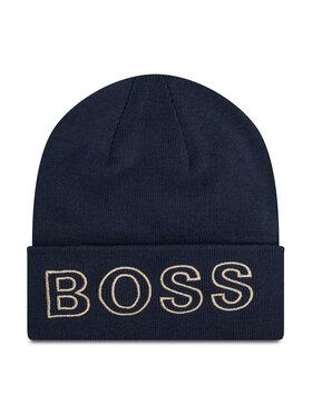 Boss Boss Čepice J11087 D Tmavomodrá