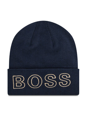 Boss Boss Čiapka J11087 D Tmavomodrá
