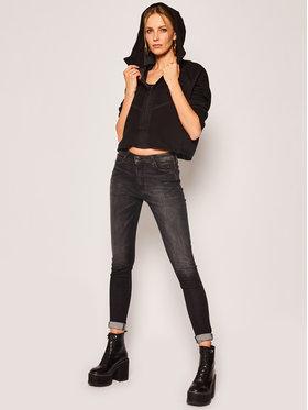 NIKE NIKE Bluza Sportswear City Ready CI9432 Czarny Standard Fit