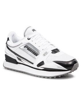 Puma Puma Sneakers Mile Rider Sunny Gataway Wns 373443 05 Blanc