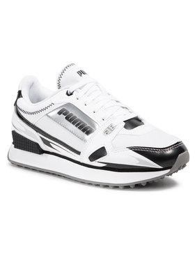 Puma Puma Sneakersy Mile Rider Sunny Gataway Wns 373443 05 Bílá