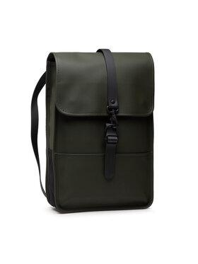 Rains Rains Kuprinė Backpack Mini 1280 Žalia