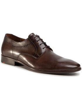 Lloyd Lloyd Κλειστά παπούτσια Ocas 26-720-07 Καφέ