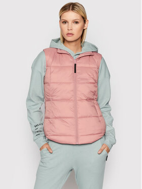 Outhorn Outhorn Gilet KUDP600 Rosa Regular Fit