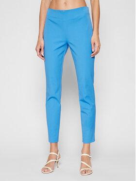 Lauren Ralph Lauren Lauren Ralph Lauren Spodnie materiałowe 200631310030 Niebieski Slim Fit