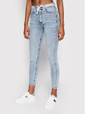 Calvin Klein Jeans Calvin Klein Jeans Blugi J20J216295 Albastru Slim Fit