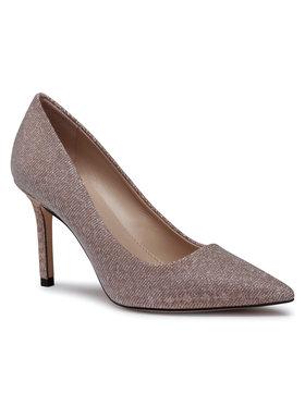 Hugo Hugo Обувки на ток Ines 50441676 10230820 01 Розов