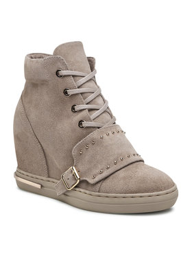 Carinii Carinii Sneakersy B7005 Beżowy