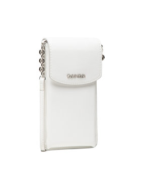 Calvin Klein Calvin Klein Τσάντα Phone Pouch Xbody K60K608246 Λευκό