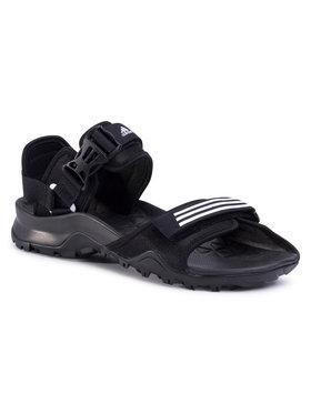 adidas adidas Sandalen Cyprex Ultra Sandal Dlx EF0016 Schwarz