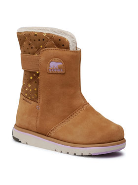 Sorel Sorel Schuhe Youth Rylee NY3974 Braun