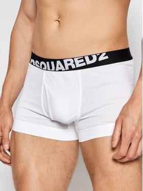 Dsquared2 Underwear Dsquared2 Underwear Trumpikės DCLC90030 Balta