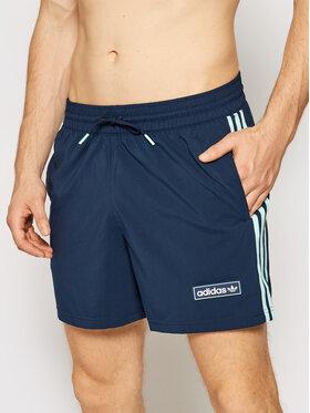 adidas adidas Pantaloni scurți pentru înot Swim HB1824 Bleumarin Regular Fit