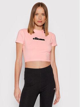 Ellesse Ellesse T-Shirt SGK09623808 Różowy Regular Fit