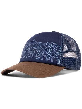 Buff Buff Kepurė su snapeliu Trucker Cap Kasai 122561.779.10.00 Tamsiai mėlyna