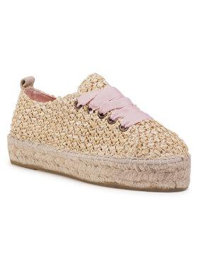 Manebi Manebi Espadrilės Sneakers D V 2.7 E0 Smėlio