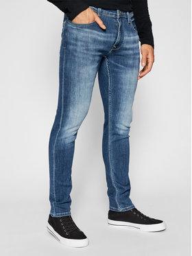 Pepe Jeans Pepe Jeans Džínsy Finsbury PM200338 Modrá Skinny Fit