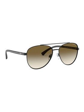Emporio Armani Emporio Armani Slnečné okuliare 0EA2079 30018E Čierna