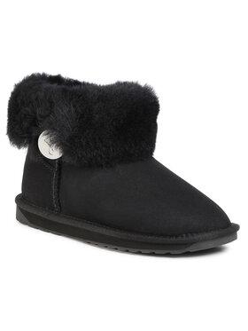 EMU Australia EMU Australia Cipő Ore Fold Over W12315 Fekete