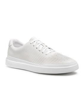 Cole Haan Cole Haan Sneakersy Gp Rlly Lsr Cut Snkr C31436 Biały
