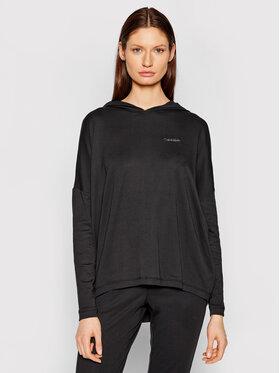 Calvin Klein Underwear Calvin Klein Underwear Mikina 000QS6120E Černá Oversize