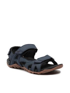 4F 4F Sandále H4L20-SAM002 Tmavomodrá