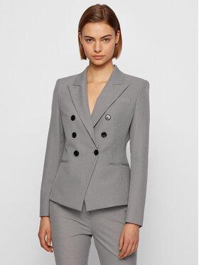 Boss Boss Blazer Julya 50446750 Grau Slim Fit