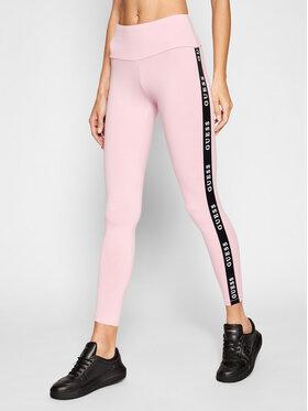 Guess Guess Leggings O1GA08 KABR0 Rózsaszín Slim Fit