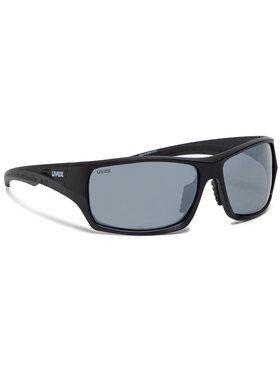 Uvex Uvex Okulary przeciwsłoneczne Sportstyle 222 Pola S5309802250 Czarny