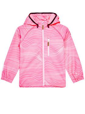 Reima Reima Softshell kabát Vantti 521569 Rózsaszín Regular Fit