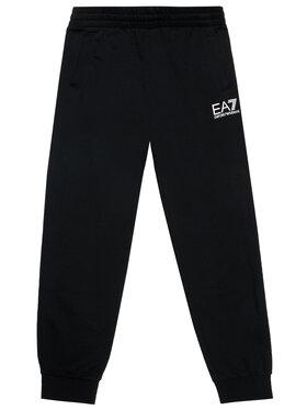 EA7 Emporio Armani EA7 Emporio Armani Spodnie dresowe 3KBP51 BJ05Z 1200 Czarny Regular Fit