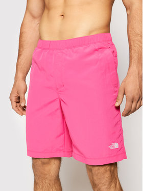 The North Face The North Face Szorty kąpielowe M Class V Rapids NF00CMA1WUG1 Różowy Regular Fit