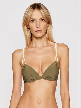 Chantelle Chantelle Bikini partea de sus Glory C15H20 Verde