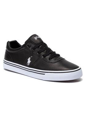Polo Ralph Lauren Polo Ralph Lauren Sneakersy Hanford 816765046003 Czarny