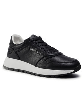 Crime London Crime London Sneakersy Extra Light Runner 25220AA3.20 Czarny
