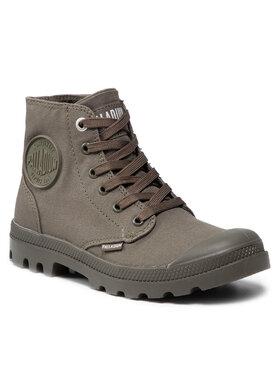 Palladium Palladium Outdoorová obuv Mono Chrome 73089-325-M Zelená