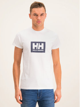 Helly Hansen Helly Hansen T-shirt Tokyo 53285 Blanc Regular Fit