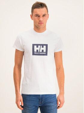 Helly Hansen Helly Hansen T-Shirt Tokyo 53285 Weiß Regular Fit