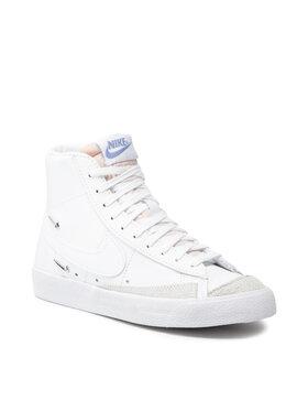 Nike Nike Cipő Blazed Mid 77' Se CZ4627 100 Fehér