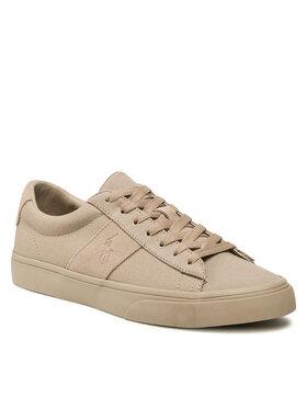 Polo Ralph Lauren Polo Ralph Lauren Sneakers aus Stoff Sayer 816845085003 Beige